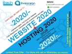 Web Designing & Development Proposal (Expo 2020 Offer)