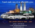 Cars / Vans / Jeeps / Mini Buses @ Budget Rates