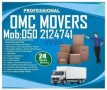 HOUSE MOVING SHIFTING & RELOCATION 050 2124741 ABU DHABI