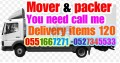 ok movers in packers dubai you need call me 0527345533