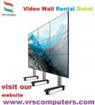 seamless led video wall rentals in Dubai