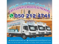 Easy Expert House Movers Packers  0502124741  Services sharjah