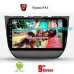 Roewe RX3 Car radio GPS android