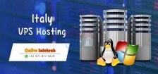 Choose Italy VPS Hosting Server by Onlive Infotech