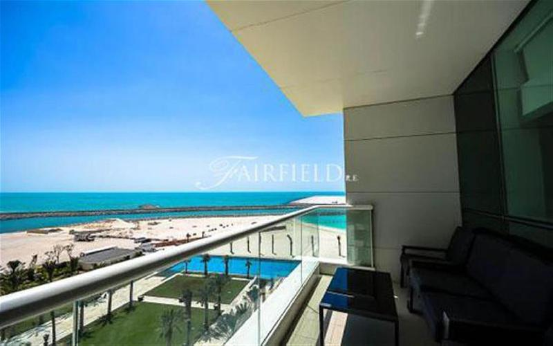 Spectacular Views of the Ocean | 2 BR Beachfront Apt