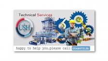 Technical Service Business License In Shams Freezone Sharjah
