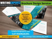 Call 0569626391 Graphic Designing in Dubai, Corporate Profile – Organization Profile Design