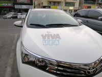 Toyota Corolla SE+ Full option 2.0L for sale – Single User - Very Low Mileage 48,000KM
