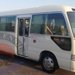 Bus rental services in Dubai - Millennium Rent a Car LLC