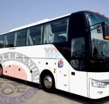 Luxury bus rental Dubai - Millennium Rent a Car LLC