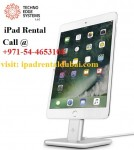Rent iPads for Events - Long Term iPad Rental in Dubai