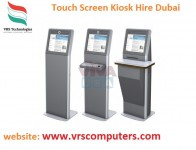 Hire Touchscreens for Trade Shows Call us @0555182748