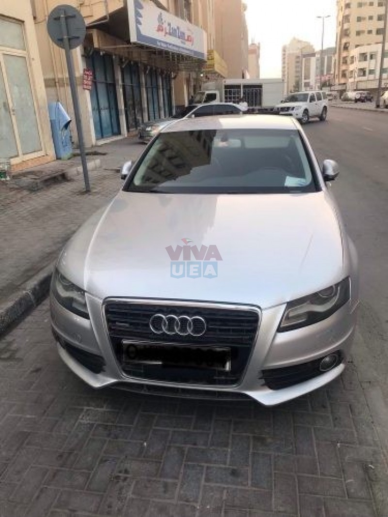 Audi A4 for sale with negotiable price
