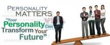 PERSONALITY DEVELOPMENT Training with special discounts