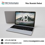 Lease MacBook for Events at VRS Technologies