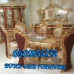 0509155715 BUYER USED FURNITURE AND HOME APPLIANCESS.