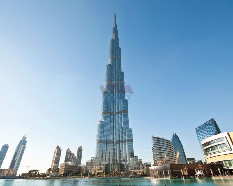 Fully Furnished 1Bed in the Burj Khalifa for rent