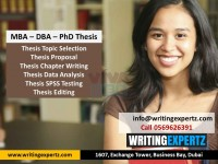 0569626391 Experienced Thesis Proposal Writing Support (PG – PhD) – WritingExpertz.com