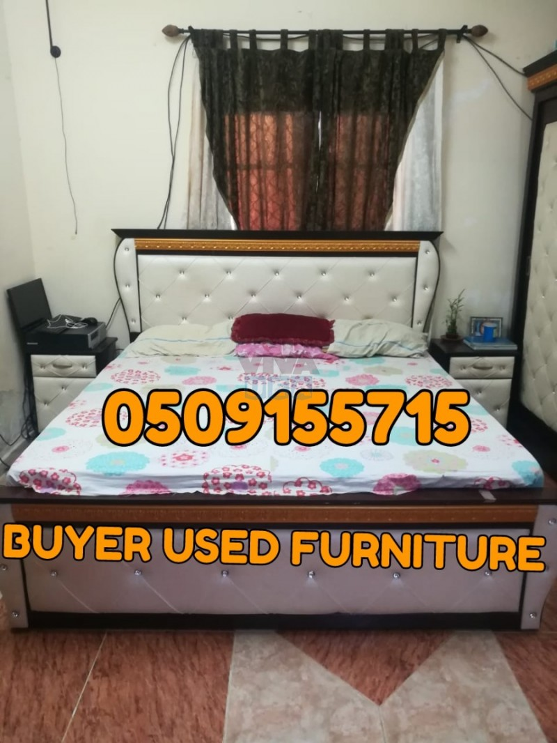 0509155715 USED FURNITURE BUYER AND HOME APPLIANCESS.