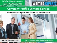 0569626391 Company Profile Writers and Designers REAL ESTATE BUSINESS in UAE-GCC