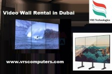Rent Seamless LED Video Wall Display in Dubai