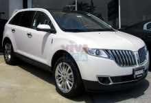 LINCOLN MKX used car for sale in dubai