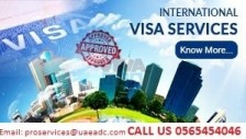 Fly to everywhere in the world with your international visa