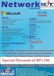 Get 20% Discount on All Network Certification Courses in Dubai!!