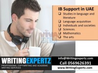 WRITINGEXPERTZ.COM – IB TOK and EE – Get Best Grades Call 0569626391 in UAE and GCC