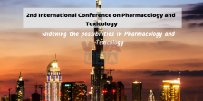 2nd International Conference on Pharmacology and Toxicology