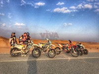 Desert Motorbike Adventure in Dubai | Just Gas It