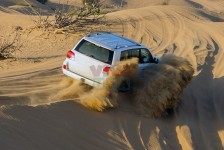 Dubai Desert Safari | Just Gas It