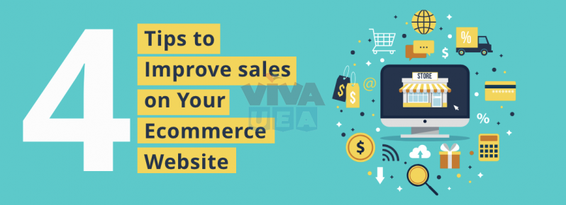 4 Tips to Improve Sales on Your Ecommerce Website - Purchase Commerce