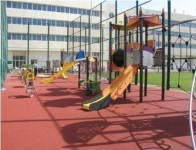 Epic Playground Rubber Flooring Quality in UAE At Bin Sabt Sports & Leisure