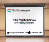 Seamless Video Wall Rentals in Dubai Call us 04-3866001 for order