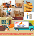Expert House Movers And Packers Shifting 055 7867704 HASSAN