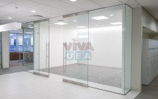 OFFICE GLASS PARTITION MAKERS IN SHARJAH 0509191004