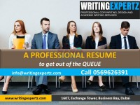 Call 0569626391 Best Resume and Graphical CVs in Dubai WritingExpertz.com