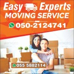 EASY HOME FURNITURE MOVERS PACKERS 0529669001 SHIFTING COMPANY AL AIN