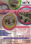 INTERIOR & EXTERIOR DESIGNING Course | Call 0552239282