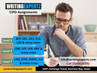 0569626391 CIPD 3, 5 and 7 – Unit Report Writers and Editors in Dubai, Call Now