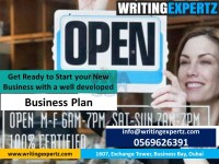 Call 0569626391 Business plan for Funding approval? Dubai WRITINGEXPERTZ.COM