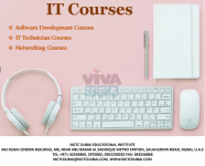 Learn IT Courses, Better Career Options are Calling You!