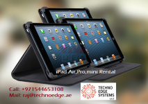 Rent a iPad - iPad Rental in Dubai - Renting iPads Dubai