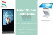 Interactive Touch Screen Kiosk Rentals for Events in Dubai UAE