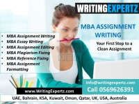 Call 0569626391 Custom MBA Assignment Writing WritingExpertz.com in UAE