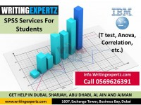 0569626391 SPSS Testing Services in Dubai – Results Writing WRITINGEXPERTZ.COM