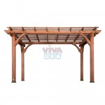 Wooden Pergola Manufacturer U.A.E | Creative Corner Decor