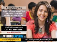 WRITINGEXPERTZ.COM IB TOK Urgent Assistance in Dubai Call 056 962 6391