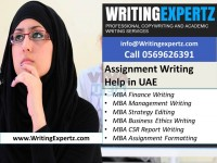 Dial 0569626391 Improve Grades with Expert Assignment Writing UAE WritingExpertz.com
